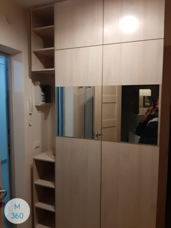 Узкий встроенный шкаф Милица Арт 005371424