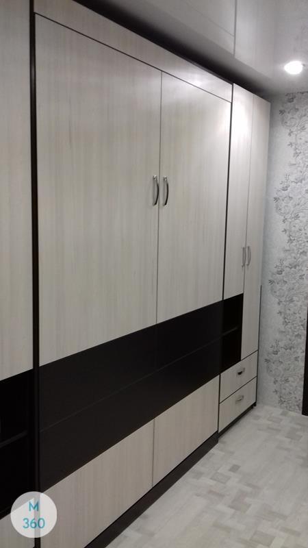 Высокий распашной шкаф Крис Арт 005591347