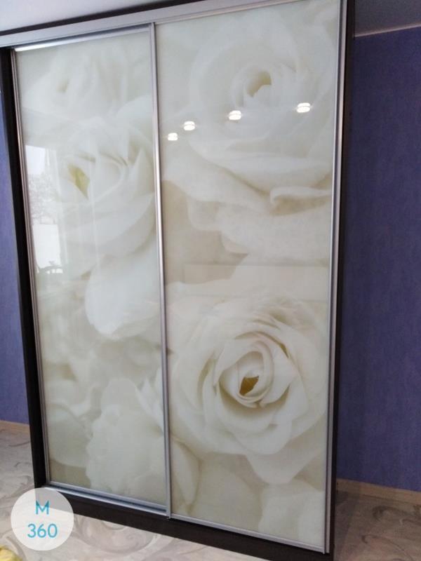 Цветной шкаф купе Любляна Арт 005615904