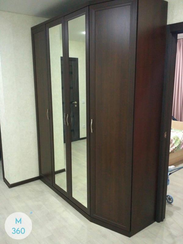 Четырехдверный шкаф Чатем-Кент Арт 005653343