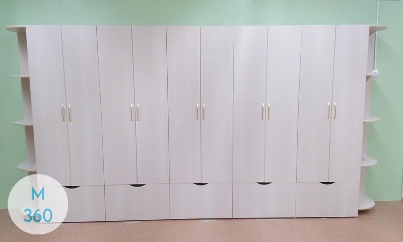 Шкаф для детских раздевалок Барнаул Арт 005834932