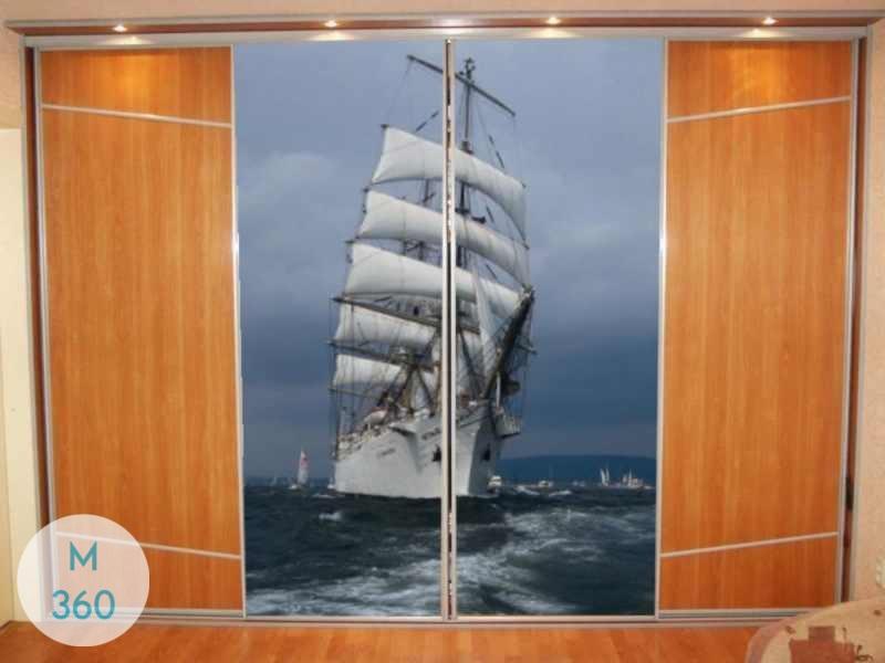 Шкаф в морском стиле Октябрина Арт 005865231