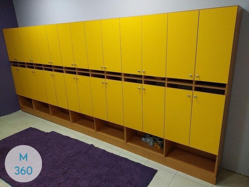 Двухъярусный шкаф Герра Арт 005908676