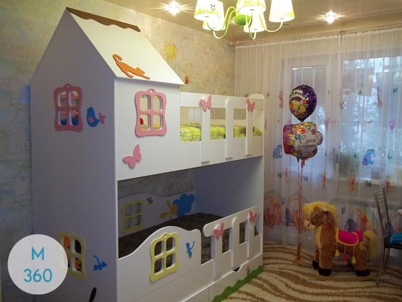 Шкаф для игрушек в детскую Абакан Арт 006082056