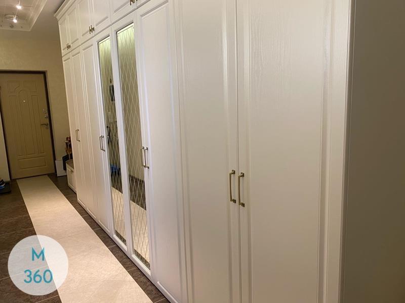 Встроенный шкаф с распашными дверями Киров Арт 006147549