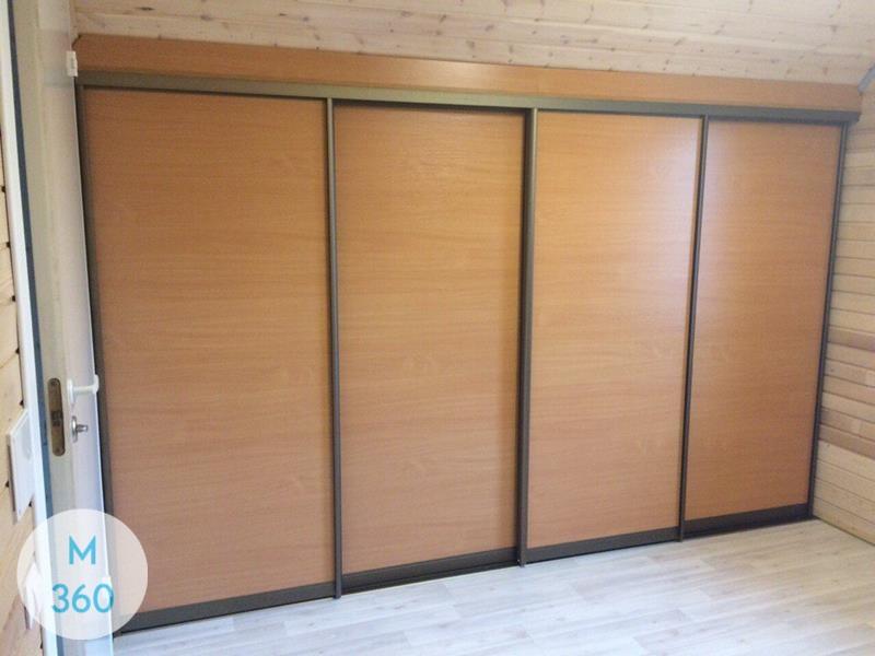 Желтый шкаф Бамако Арт 006221927