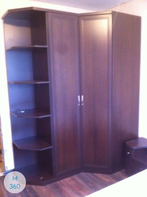 Радиусный вогнутый шкаф Филлинген Арт 006305380