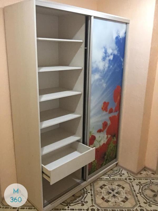 Низкий шкаф купе Манама Арт 006360201