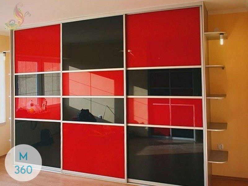 Красный шкаф Стоктон Арт 006469471
