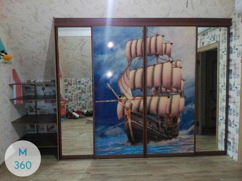 Шкаф в морском стиле Амати Арт 006489593