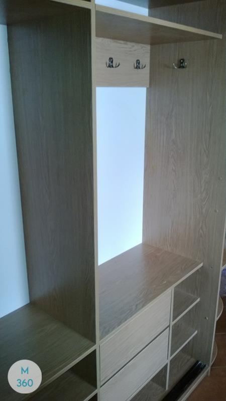 Стеллаж для гардеробной Талса Арт 006522760