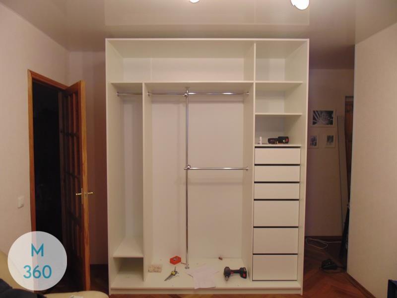 Шкаф без дверей Браун Арт 006554565
