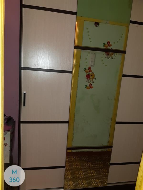 Узкий гардеробный шкаф Мозырь Арт 006605793