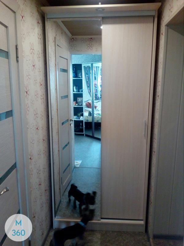 Узкий встроенный шкаф Верона Арт 006921701
