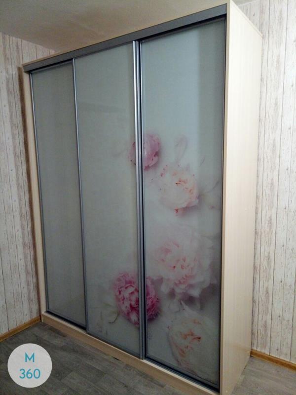 Шкаф для мансарды Поппи Арт 006922687
