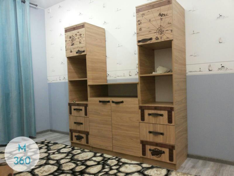 Шкаф для игрушек в детскую Евпраксия Арт 007054825