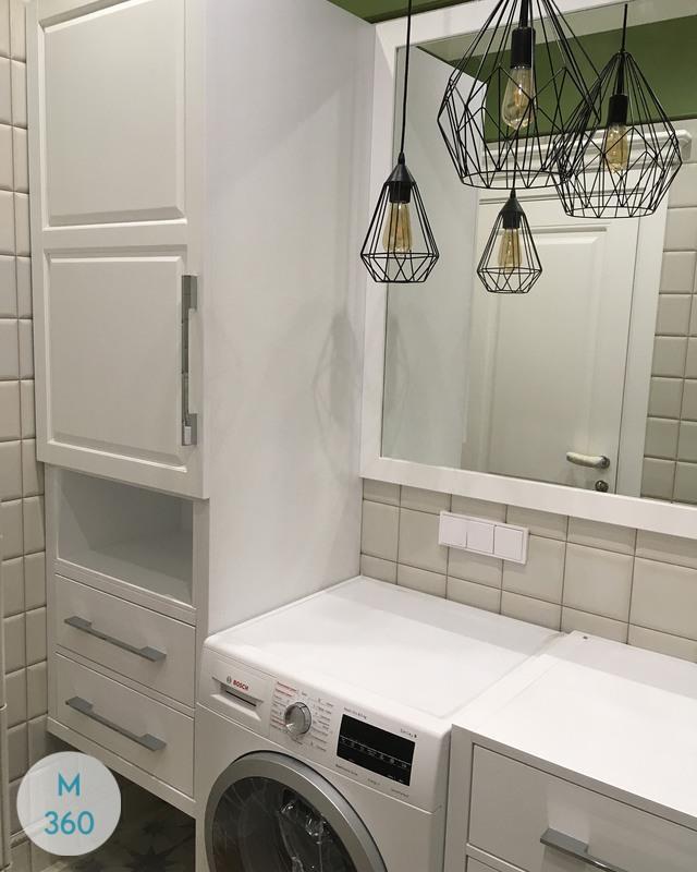 Шкаф в ванную комнату Литл-Рок Арт 007151013