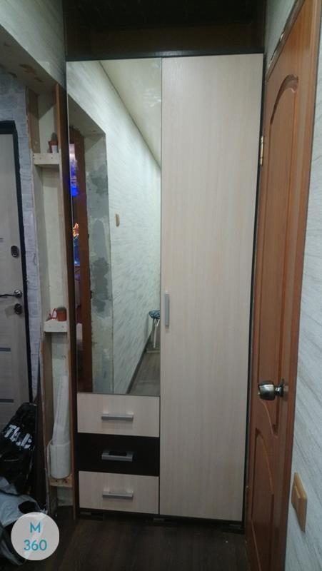 Распашной шкаф лофт Кабул Арт 007287615