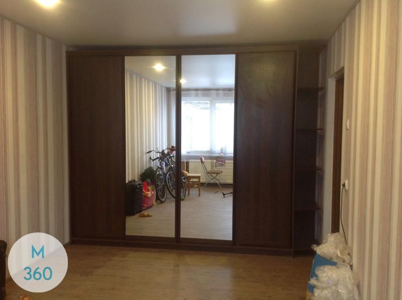 Шкаф в ванную с корзиной Ванда Арт 007350801
