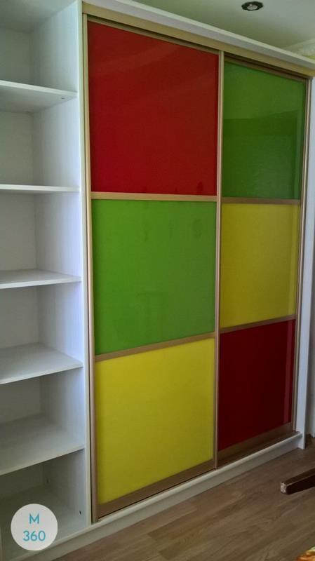 Цветной шкаф купе Аракс Арт 007774186