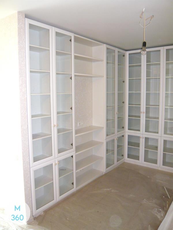 Г-образный шкаф Лабинск Арт 007983324