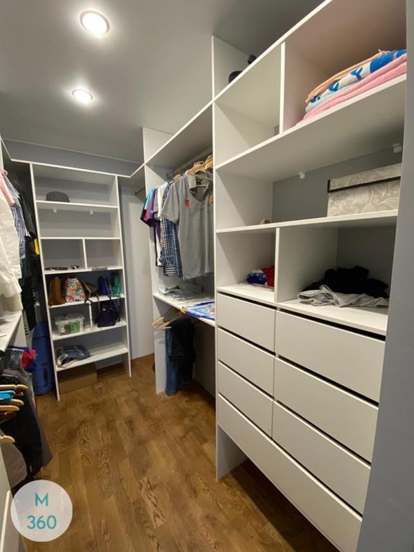 Классическая гардеробная Белая Арт 008096156