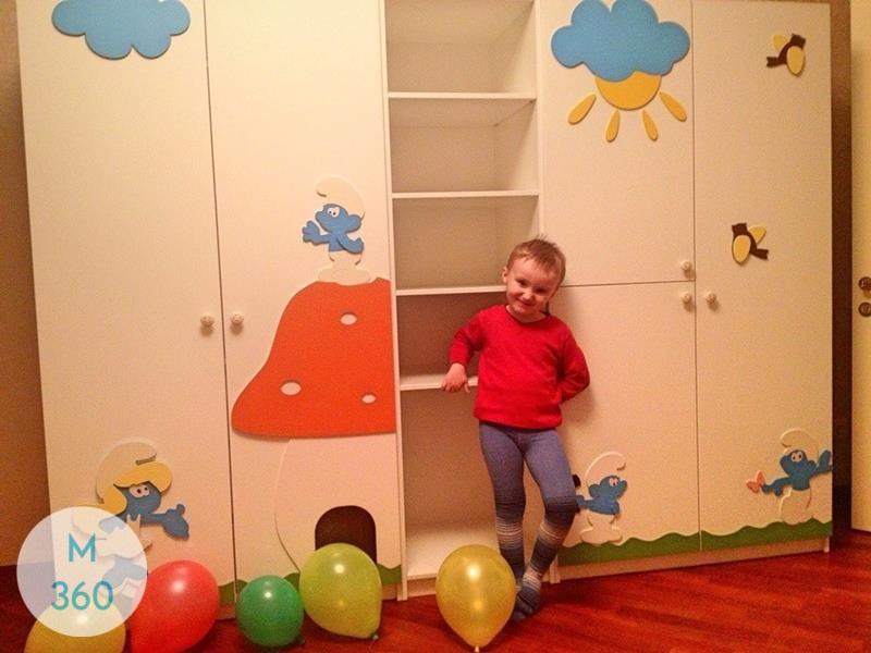 Шкаф для игрушек в детскую Могилёв Арт 008121888