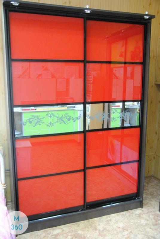 Красный шкаф Чаттануга Арт 008259395