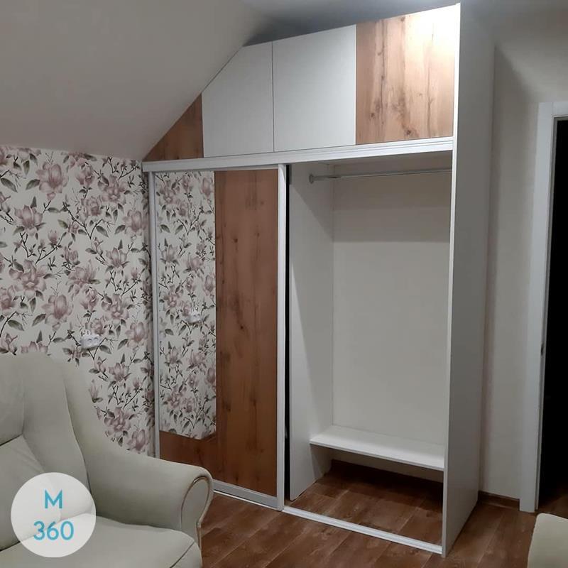 Шкаф для мансарды Камилло Арт 008324931