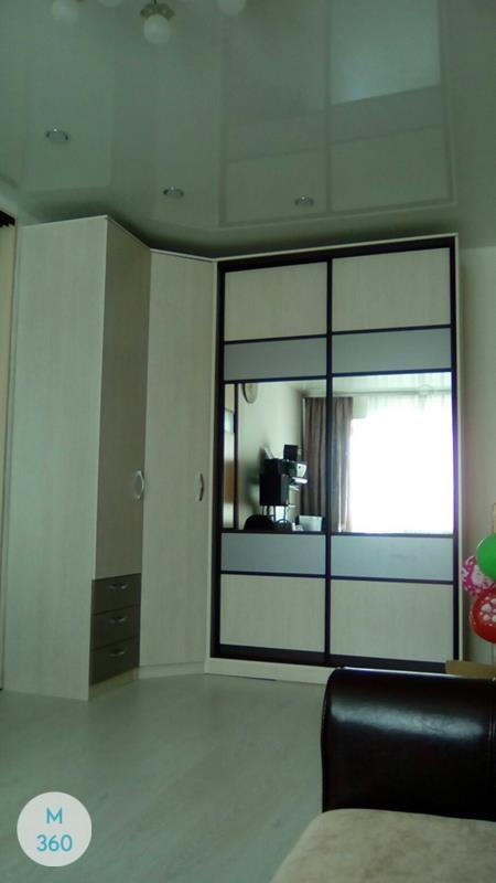 Шкаф в ванную с корзиной Стэнли Арт 008334887