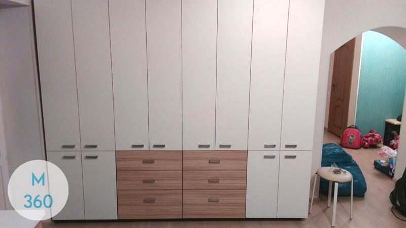 Двухъярусный шкаф Епистима Арт 008364519