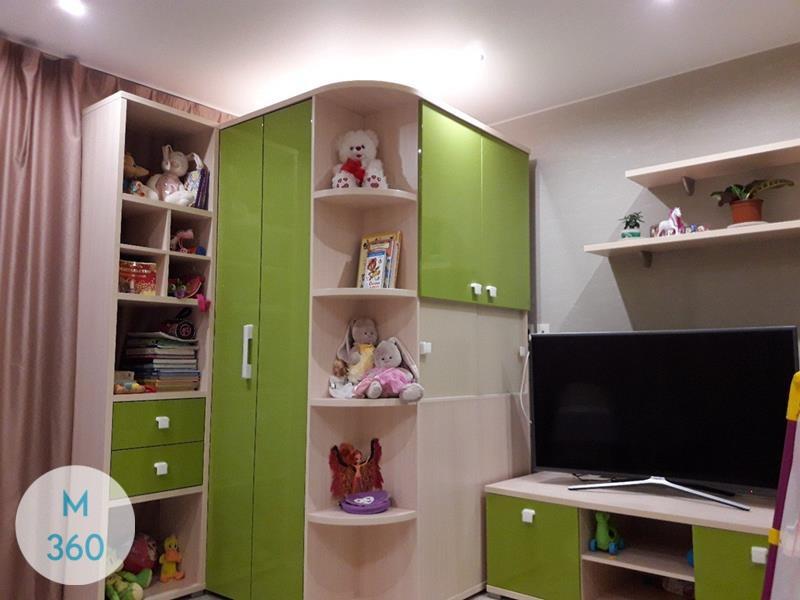 Выпуклый радиусный шкаф Раунд-Рок Арт 008382051
