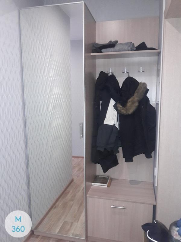 Узкий встроенный шкаф Елена Арт 008574739