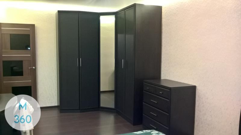 Черный распашной шкаф Абхазия Арт 008770263