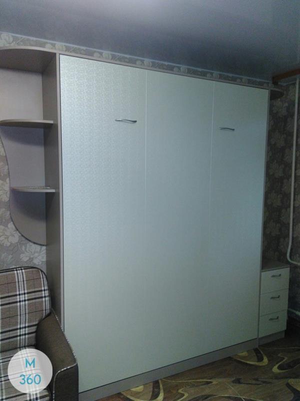 Шкаф в ванную с корзиной Зум Арт 008839028