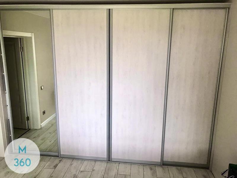 Четырёхдверный шкаф купе Грация Арт 008842287