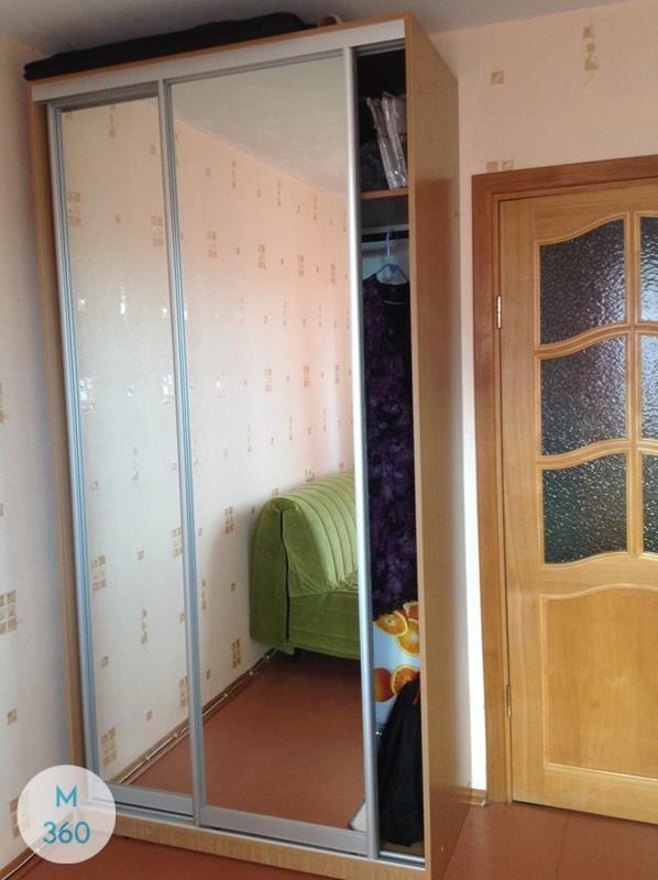 Узкий гардеробный шкаф Судан Арт 009020566