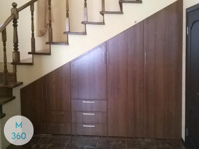 Скошенный шкаф Кокуитлам Арт 009089189
