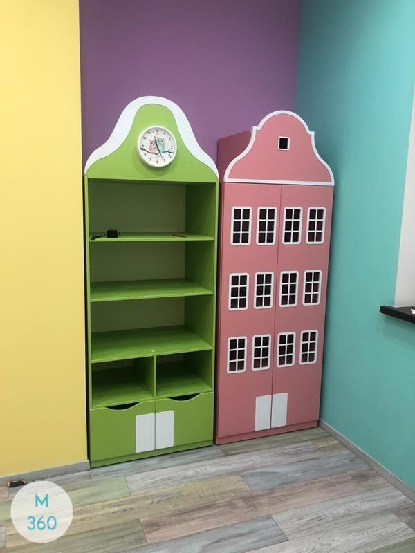 Шкаф для игрушек в детскую Балашов Арт 009389099