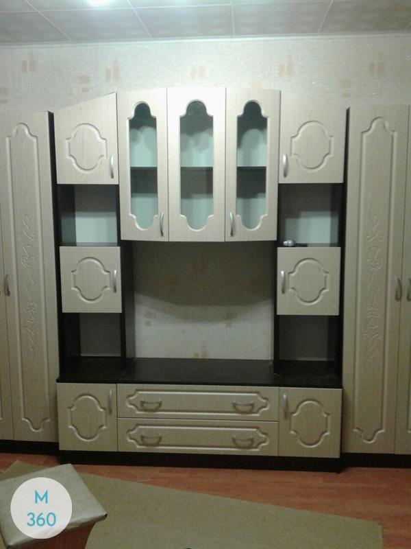 Шкаф библиотека Буффало Арт 009831609